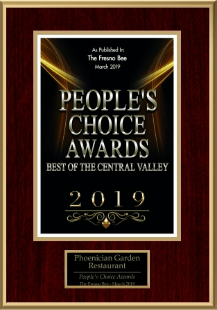 Peoples choice award 2019
