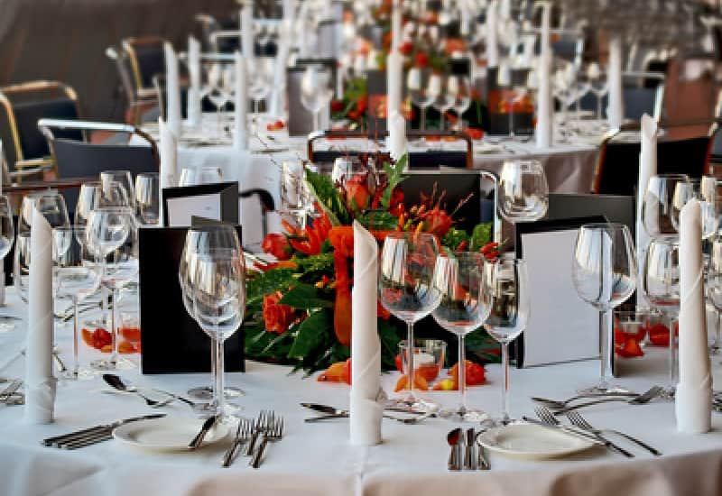 catering services Phoenician Garden